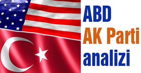 ABD'nin AK Parti Analizi