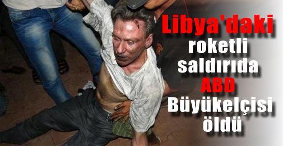 ABD Büyükelçisi öldürüldü
