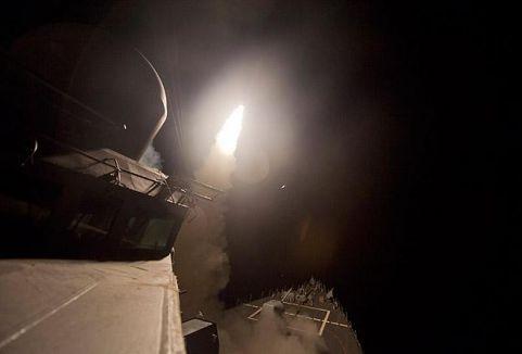 ABD, Suriye ve Irak'ta IŞİD'i vurmaya devam ediyor...