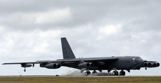 ABD Suriye'de Bombardıman Uçakları Kullanacak...