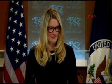 ABD:'Gözümüz Esed'in Üstünde'