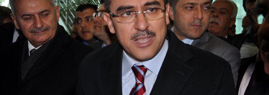 Adalet Bakanı Ergin'den yalanlama...