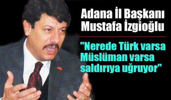 Adana MHP'den tepkili açıklama