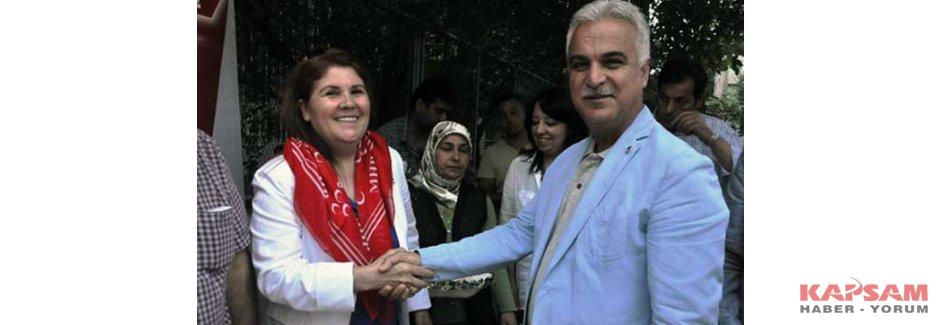 Adana'da MHP'ye katılım