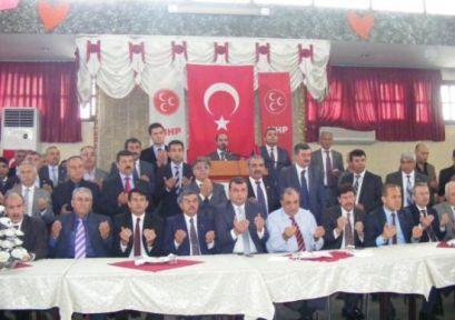 Adana'lı Ülkücü'ler Başbuğ'u Unutmadı