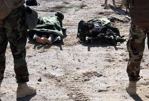 Afganistan'da 19 militan öldürüldü...