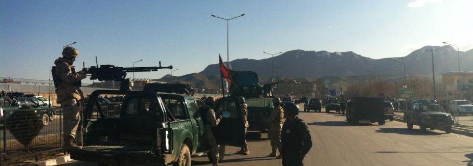 Afganistan'da 29 Taliban öldürüldü...
