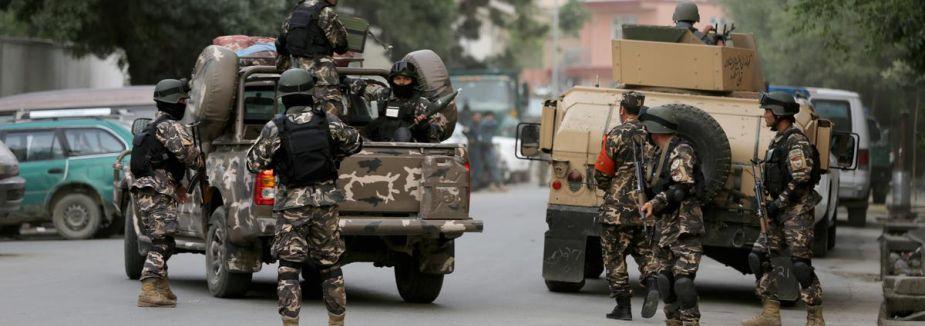 Afganistan'da güvenlik anlaşması...