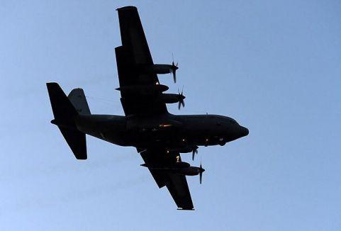 Afganistan'da NATO uçağı düştü