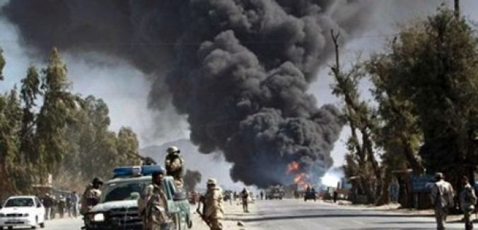 Afganistan'da şiddet can aldı...