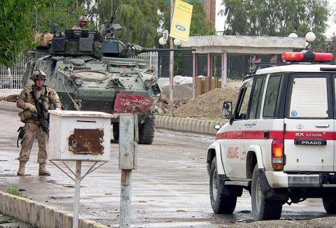 Afganistan'daki saldırıda IMF temsilcisi öldürüldü...