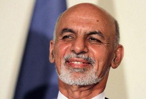 Afganistan'ın yeni devlet başkanı halka seslendi...