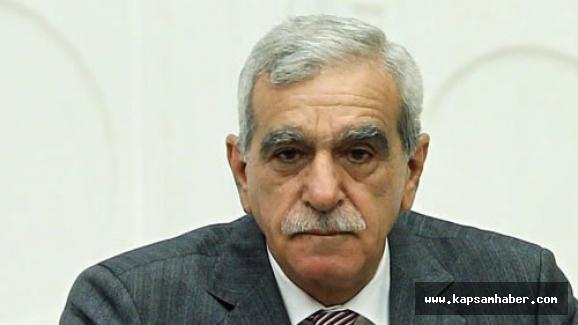 Ahmet Türk: Özyönetim talebi meşru ve demokratik bir taleptir