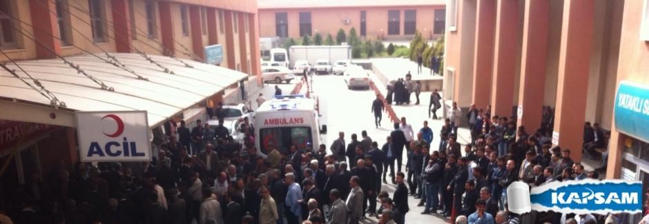 AK Parti seçim lokali saldırısında vekilin oğlu kurtarılamadı
