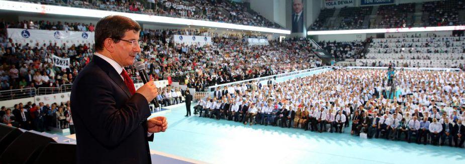 AK Parti'de Davutoğlu dönemi