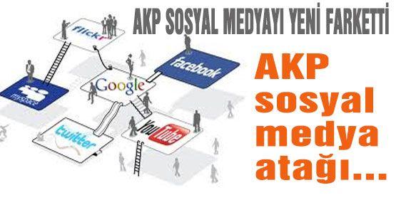 AK Parti'nin Twitter Atağı