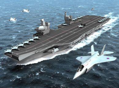 Akdeniz'de Uçak Gemisine Karşı Katil Moskova