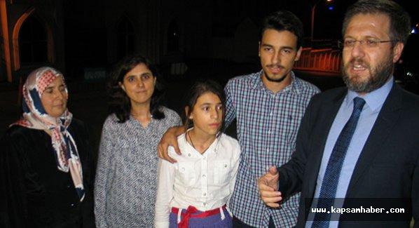 Akkaş'ın ailesi 2 gündür evlerine giremiyor