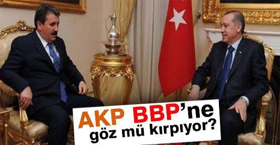 AKP BBP'ne Göz mü Kırpıyor?