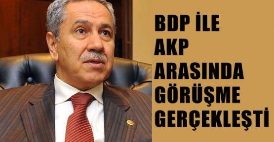 AKP BDP arasında Görüşme Yapıldı