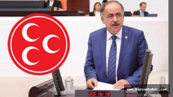 MHP'li Kalaycı; AKP Çiftçinin artan masraflarını Hiç umursamıyor