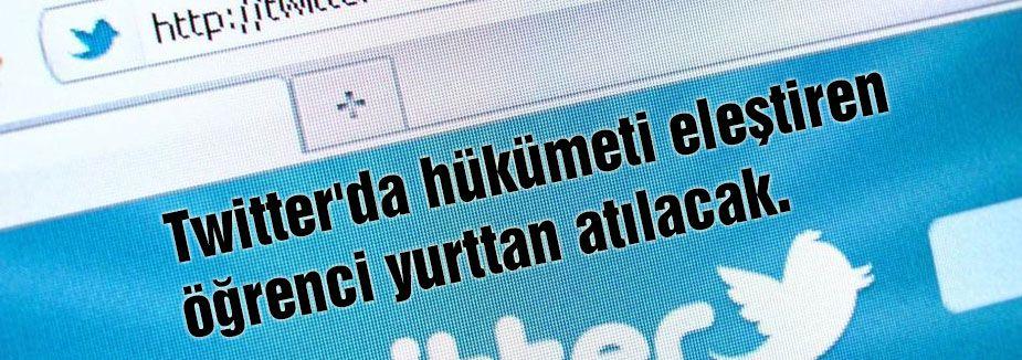 AKP Düşmanlarına su yok!