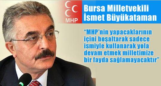 AKP, kapkaç anlayışını rehber edinmiştir.