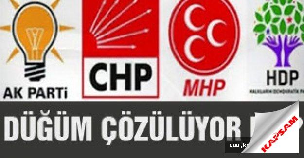 AKP-MHP koalisyonunda düğüm çözülüyor mu?