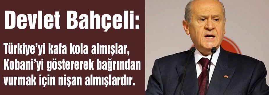 AKP ve PKK elele tutuşmuştur
