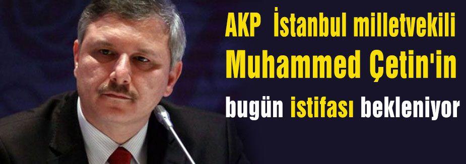AKP'de Bir İstifa Daha...