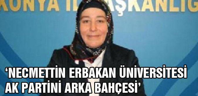 AKP'de istifa Eden Kadın Kolları Başkanından Şok!