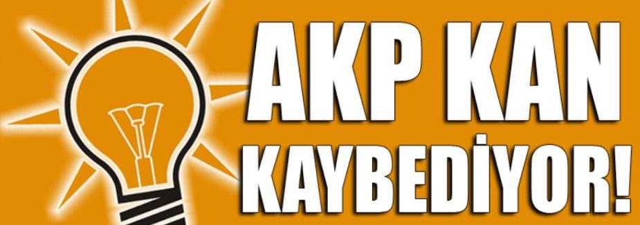 AKP'den  315 kişi istifa etti