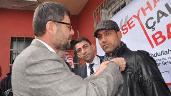 AKP'den istifa MHP'ye katılım
