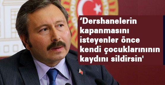AKP'li İdris Bal En azından bir duruş sergiliyor