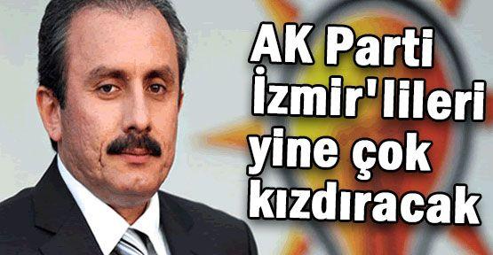 AKP'li Şentop'un Sözlerini İzmirliler Duymasın