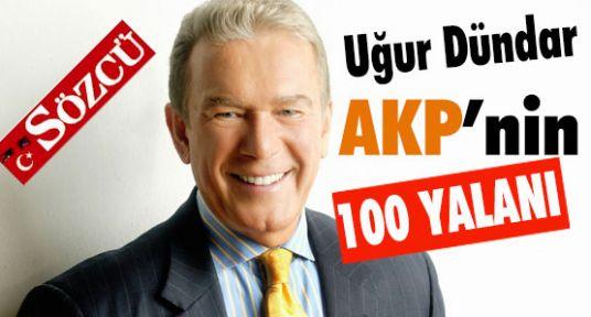 AKP'nin 100 Yalanı