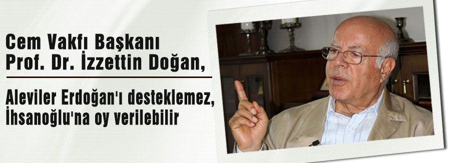 Aleviler Erdoğan'ı desteklemez