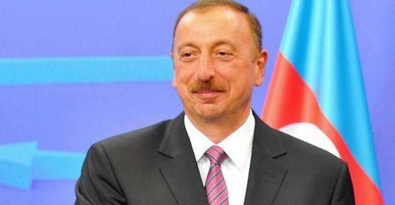 Aliyev, yeniden seçildi...