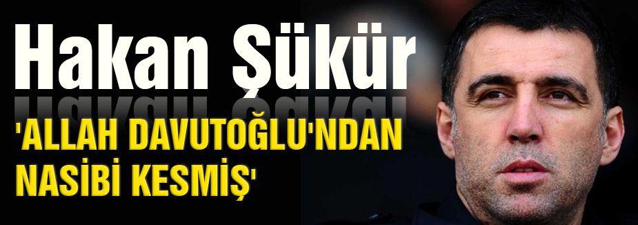 'ALLAH DAVUTOĞLU'NDAN NASİBİ KESMİŞ'