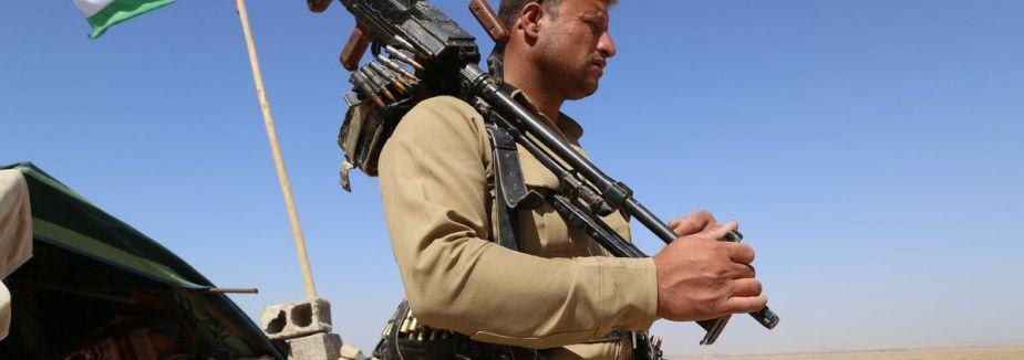 Almanya'dan IKBY'ye silah yardımı