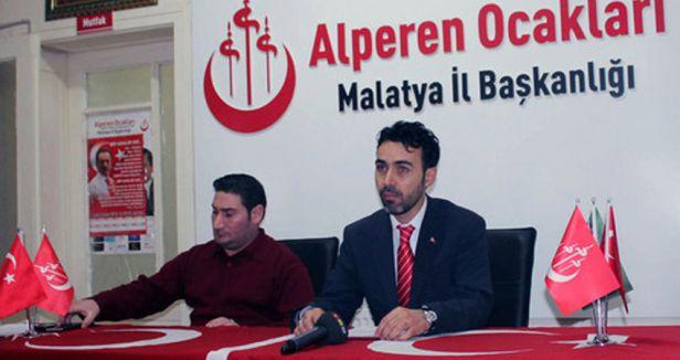 Alperenlerden, Uygur Türkleri için yardım kampanyası
