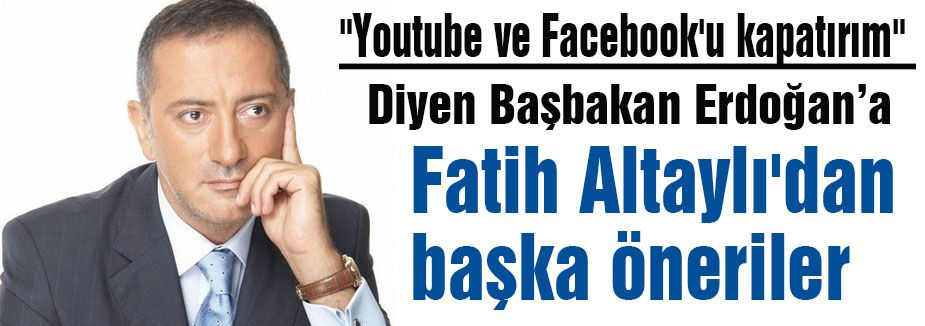 Altaylı'dan Erdoğan'a 10 Öneri....