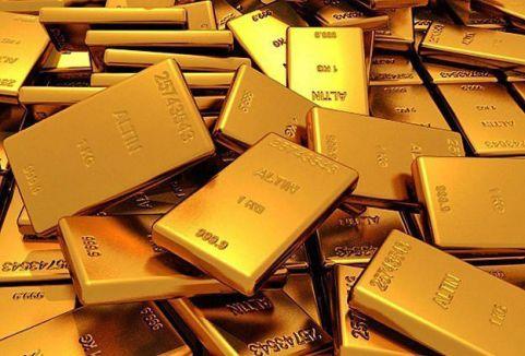 Altın en yüksek seviyede...