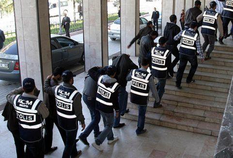 Amasya'da operasyon...