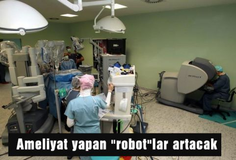 Ameliyat yapan