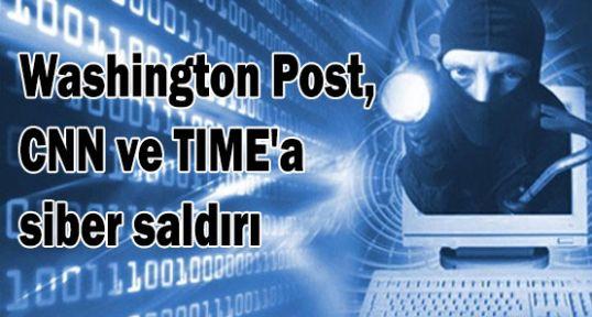 Amerikan medyasına siber saldırı