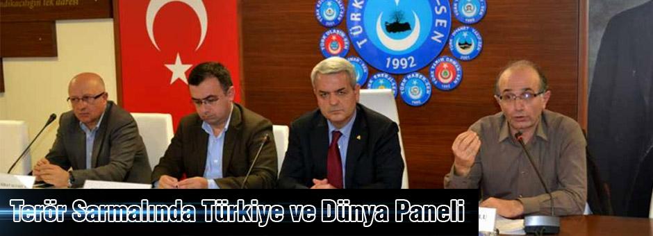 Terör Sarmalında Türkiye ve Dünya...