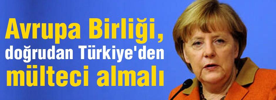 Merkel: Hazırlıklı olmalıyız...