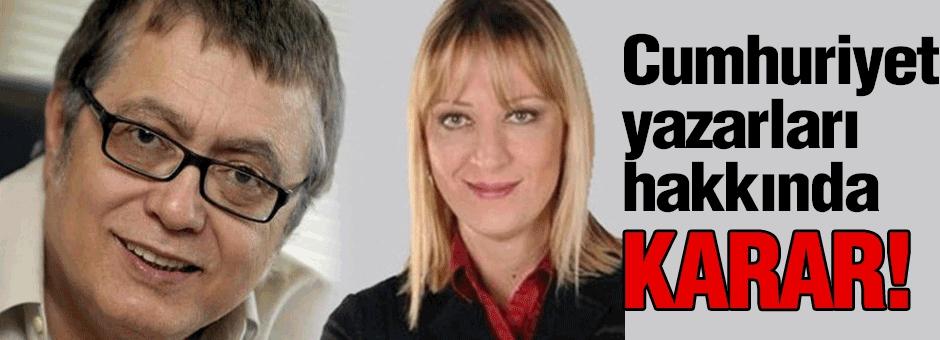 Charlie Hebdo davasında İki Gazeteci Hakkında Karar!