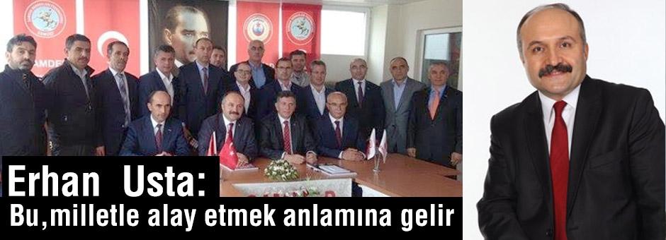 Erhan Usta: Türkiye'nin temel ekonomik sorunları ve çözüm önerileri